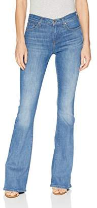 7 For All Mankind Women's Ali Flare Jean