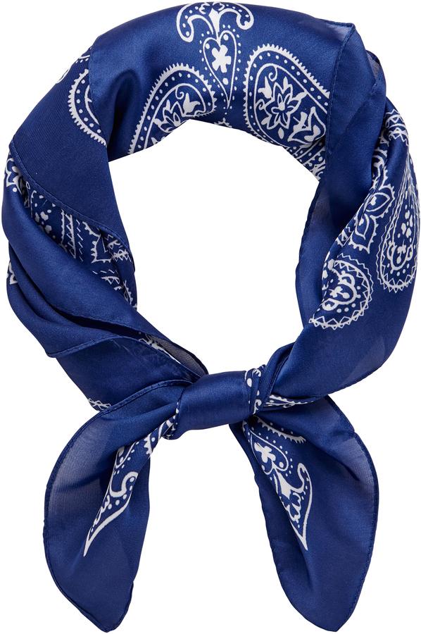 Nyla Bandana Necktie Scarf