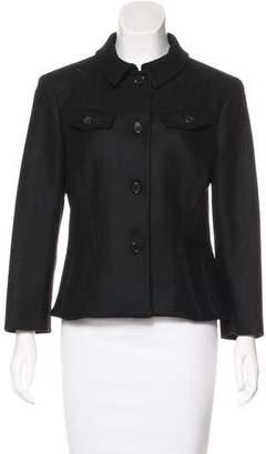 Michael Kors Wool Short Coat w/ Tags