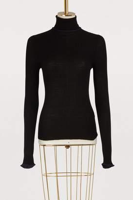 Acne Studios Merino wool turtleneck sweater