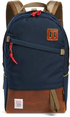Topo Designs Canvas & Leather Daypack