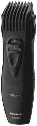 Panasonic Hair, Beard, and Body Wet Dry Trimmer