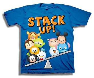 Freeze Tsum Tsum Stack Up! Tee (Toddler Boys)