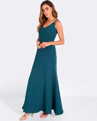 Forcast Luciana Maxi Dress