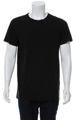 Balmain Woven Extended T-Shirt