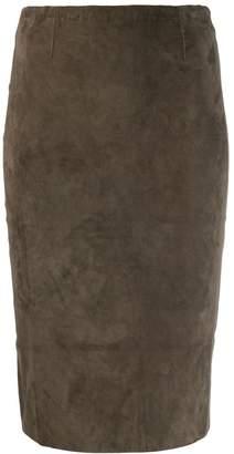 STOULS Gilda pencil skirt