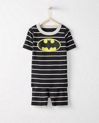 Kids DC ComicsTM Batman Short John Pajamas In Organic Cotton $42 thestylecure.com