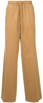 Undercover wide-leg track pants