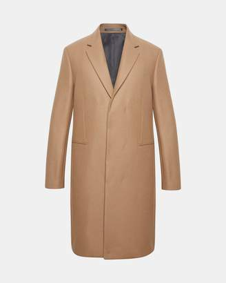 Theory Traceable Melton Coat