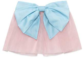 Gucci Baby tulle skirt with bow