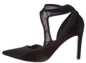 Balenciaga Pointed-Toe High-Heel Pumps