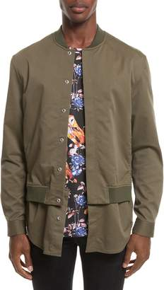 3.1 Phillip Lim Bomber Shirt Jacket