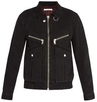 Givenchy Vintage Denim Jacket - Mens - Black