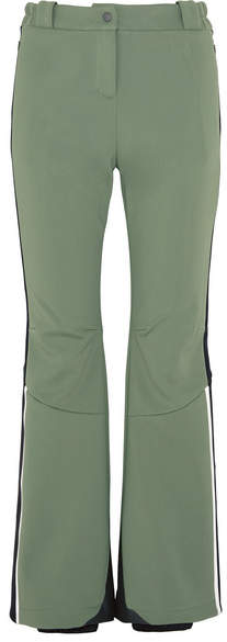 Fendi - Pequin Striped Ski Pants - Green