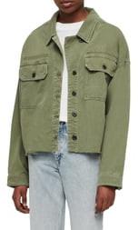 AllSaints Morten Shirt Jacket