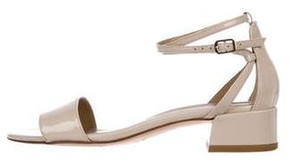 Stuart Weitzman Peewee Ankle Strap Sandals
