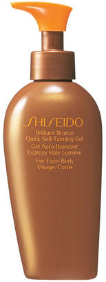 Shiseido Brilliant Bronze Quick Self-Tanning Gel, 5.2 oz