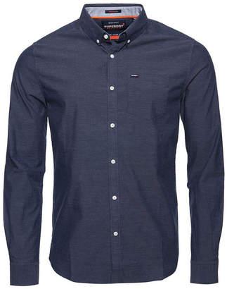 Superdry Men Premium University Oxford Shirt