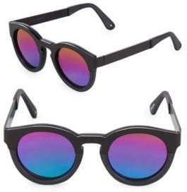 45MM Soelae Round Sunglasses