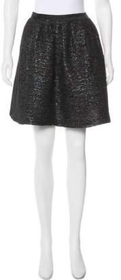 Peter Som Embellished Mini Skirt