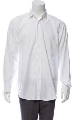 Ralph Lauren Black Label French Cuff Dress Shirt