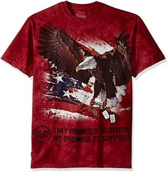 The Mountain Men's Dogtags Eagle