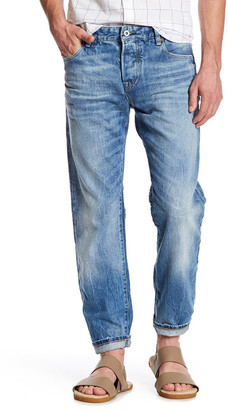 Scotch & Soda Ralston Straight Leg Jean $169 thestylecure.com