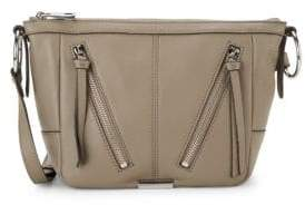 Vince Camuto Textured Leather Crossbody Bag