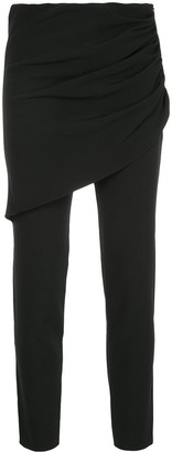 Elaidi skinny tailored trousers