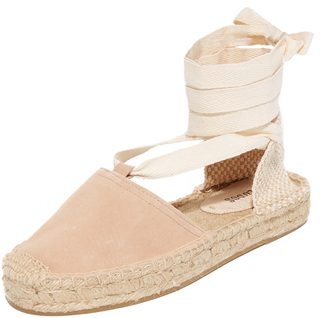 Soludos Gladiator Sandals $79 thestylecure.com