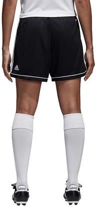 adidas Womens 3 1/2 Jersey Soccer Shorts