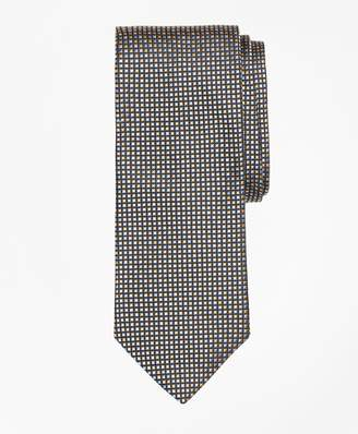 Brooks Brothers Three-Color Diamond Tie
