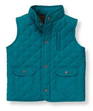 Janie and Jack Quilted Barn Vest