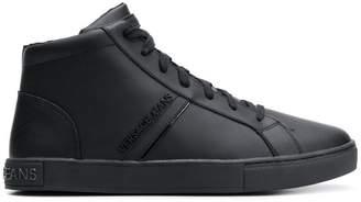 Versace hi-top sneakers