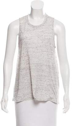Bella Luxx Mélange Sleeveless Top