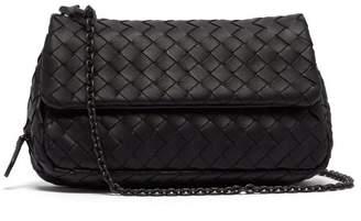 62861e8cc4 Bottega Veneta Black Suede Shoulder Bags for Women - ShopStyle Australia