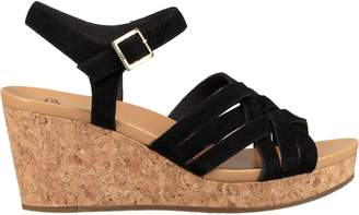 71d2e092593 UGG Suede Upper Women s Sandals - ShopStyle