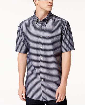 Tommy Hilfiger Men's Davy Striped Shirt