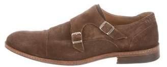 John Varvatos Double Monk Strap Shoes