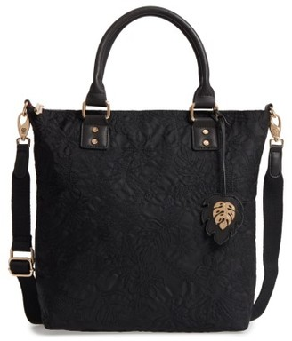 Tommy Bahama Siesta Key Convertible Tote - Black $148 thestylecure.com