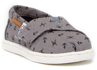 Toms Bimini Steel Grey Skulls Sneaker (Baby, Toddler, & Little Kid)