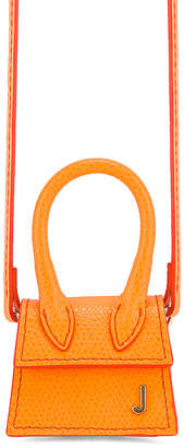 Jacquemus Petit Chiquito Bag in Orange | FWRD