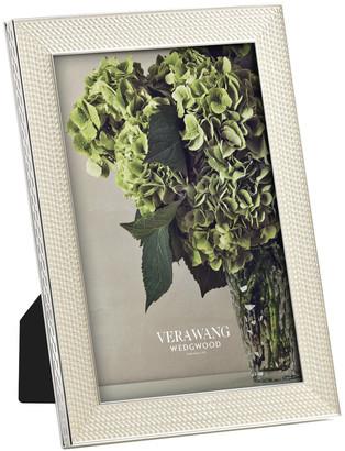 Vera Wang Wedgwood With Love Pearl Photo Frame