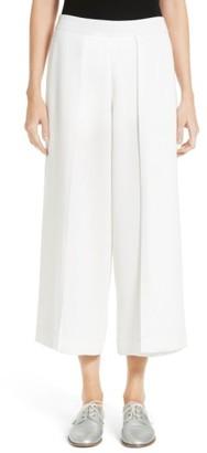 Women's Rag & Bone Rowe Pleat Crop Pants $395 thestylecure.com