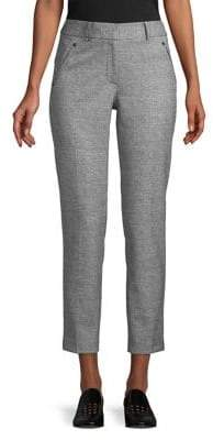 Karl Lagerfeld Paris Skinny Cropped Pants
