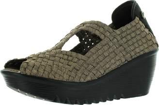 Bernie Mev. Women's Bernie Mev, Eve Mid Wedge Shoe 4 M