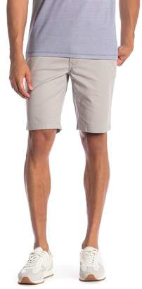 Tailor Vintage Modern Slim Stretch Fit Twill Walk Shorts