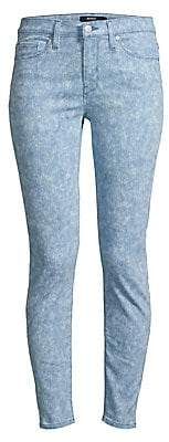 Hudson Jeans Jeans Women's Nico Mid-Rise Spray Ankle Skinny Jeans