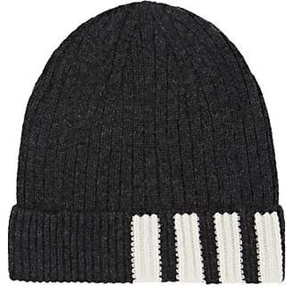 81cb1475ad7 Thom Browne Men s Rib-Knit Cashmere Beanie - Charcoal