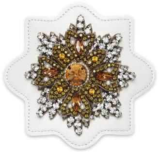 Ace snowflake patch $350 thestylecure.com